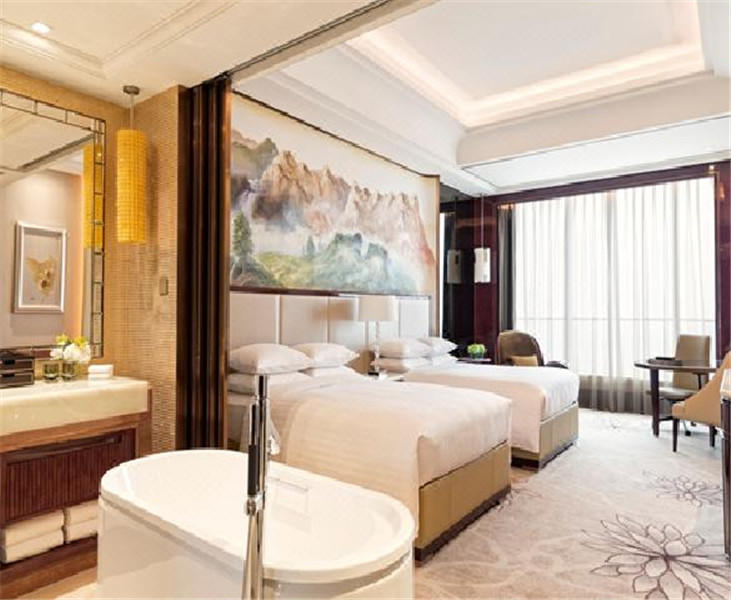 Marriott Executive Apartment Yiwu Room Type